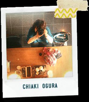 CHIAKI OGURA
