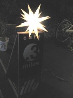0.3miles (レイテンサンマイルズ)