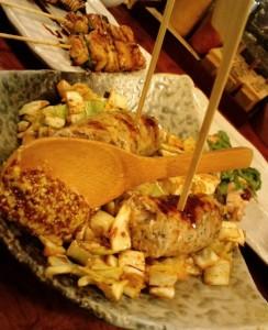 野乃鳥(ののとり)の梅味堂のダミアンのおすすめ 自家製地鶏のソーセージ