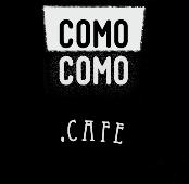 comocomo.cafe ロゴ